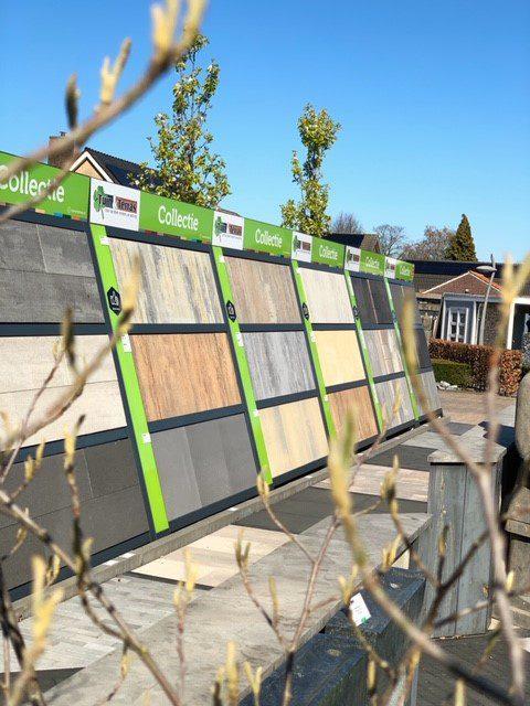 sierbestrating tuintegels terrastegels Showtuin Tuin Terras Ysselsteyn Limburg Venray Nijmegen Helmond Roermond Sittard en Deurne