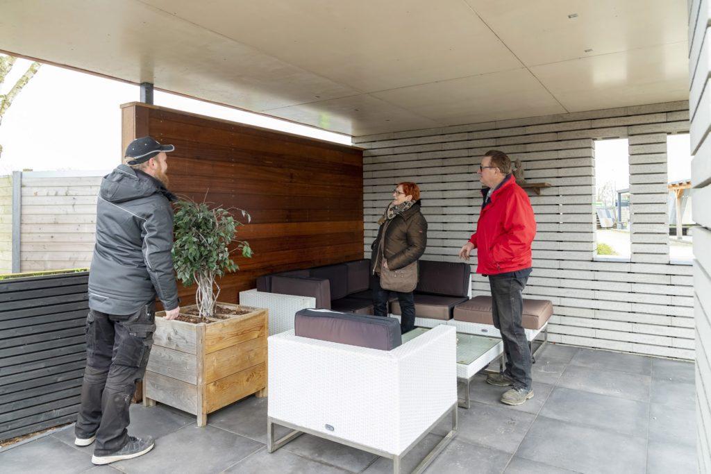 showtuin sfeertuin Showtuin Tuin Terras Ysselsteyn Limburg Venray Nijmegen Helmond Roermond Sittard Eindhoven