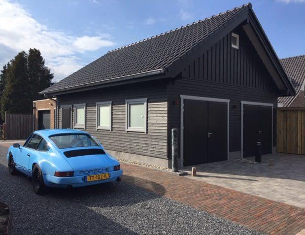 Maatwerk houtbouw garage tuinhuis overkapping carpoort Tuin & Terras Ysselsteyn Venray Venlo Horst Boxmeer Vlierden Asten Castenray Ommel Deurne