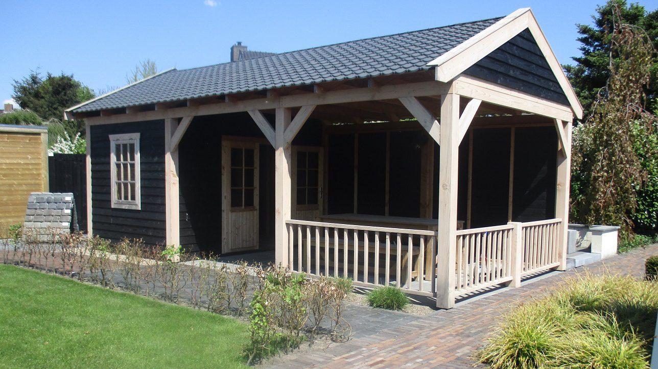 Douglas tuinhuis Inspiratie sfeertuin Tuin & Terras Ysselsteyn