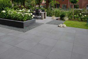 Cuijk Geoanitca tegels showtuin cuijk Noord-Brabant Nijmegen, Boxmeer, Venray en Arnhem