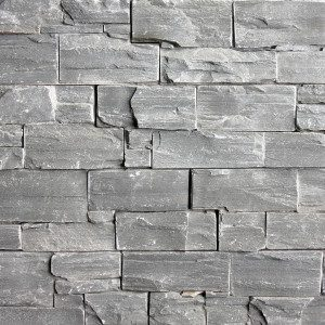 Grey Slate XL steenstrip