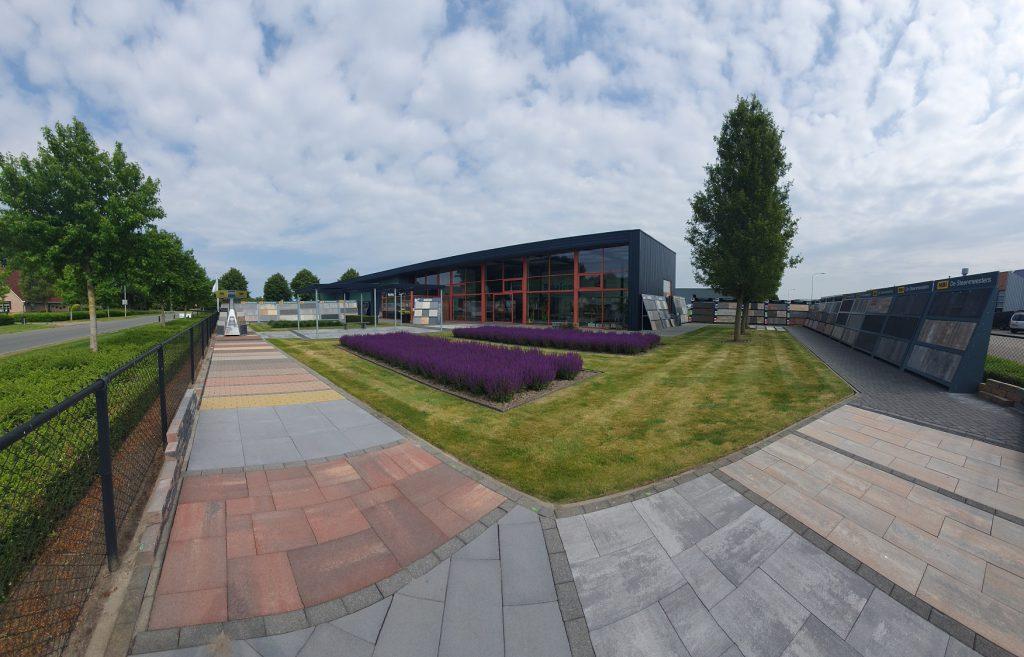 Tuin & Terras Flevoland Dronten Dronten Zwolle Kampen Lelystad sierbestrating schutting hekwerk tuintegel tegel