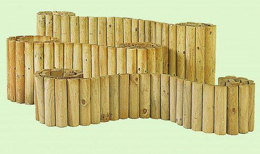 WV Rolborder Douglas Grenen eiken vuren bamboe onderplaat rabat houtmotief motief hardhout tuinhout vlonders composiet impregneren geïmpregneerd accessoires schutting schuttingpalen tuinhuis veranda modern schuttingdelen geschaafd Azobe