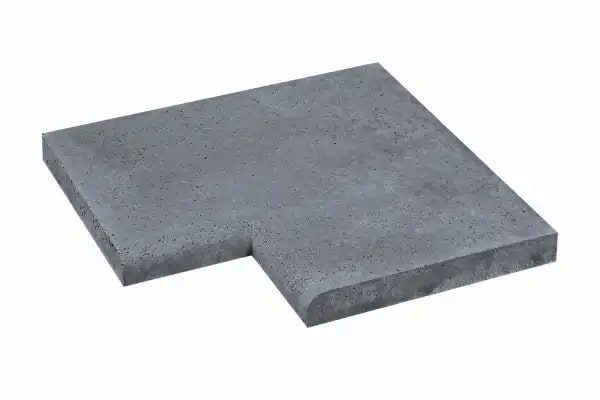 Elementen beton betonelementen stapelblokken opsluitbanden bielzen traptreden ecolat piket natuursteen opsluitbanden natuursteenelementen tuin terras cortenstaal