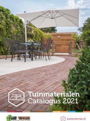 tuin terras tegel hout trends tuinhuis tuininspiratie sierbestrating